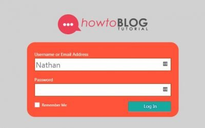 How to login to your wordpress site or admin dashboard